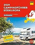 ADAC Campingführer Südeuropa 2021: Mit ADAC Campcard und Planungskarten