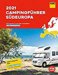 2021 Camping Guide Southern Europe