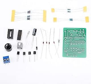 Lazmin Anti-Theft Alarm Kit, 5PCS Electronic Motorcycle Anti-Theft Alarm Production Circuit Fun DIY Parts Set