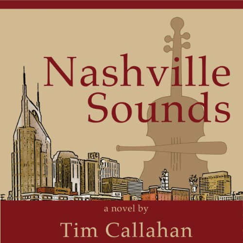 Nashville Sounds audiobook cover art