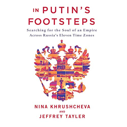 In Putin's Footsteps audiobook cover art