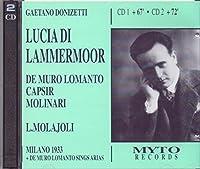 Lucia Di Lammermoor by Lomanto