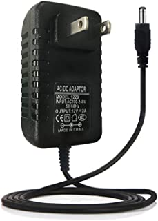 LightingWill LED Power Supply, Power Adapter, AC 100-240V to DC 12V Transformers, Power Supply for LED Strip Light, Output...