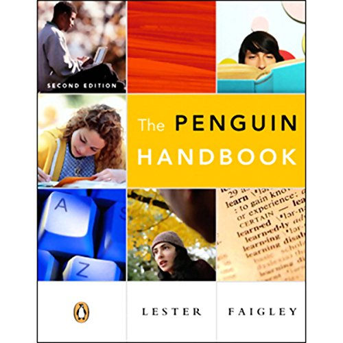 VangoNotes for The Penguin Handbook, 2/e audiobook cover art