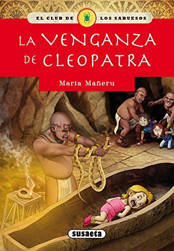 Venganza de Cleopatra (El club de los sabuesos)