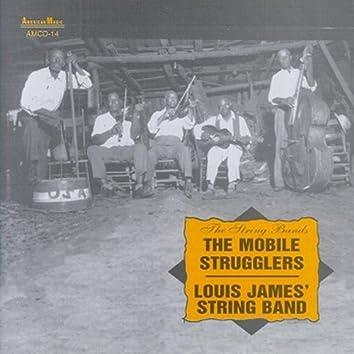 Mobile Strugglers - Louis James' String Band