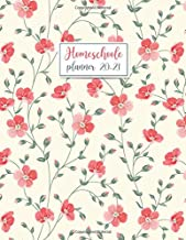 Homeschool Lesson Planner 2020-2021 Multiple Kids: Weekly & Monthly Record Book for Teaching Multiple students | august 20...