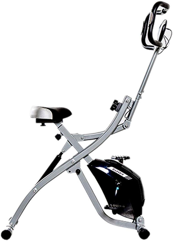Exercise Bikes Spinning Bike Folding Spinning Bike Home Fitness Equipment Silent Indoor Fitness Bike Slimming Pedal Sports Bike