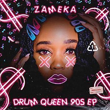 Drum Queen 90s EP