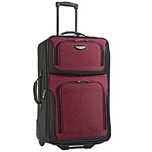 Travelers Choice Travel Select Amsterdam 25-Inch Expandable Rolling Upright