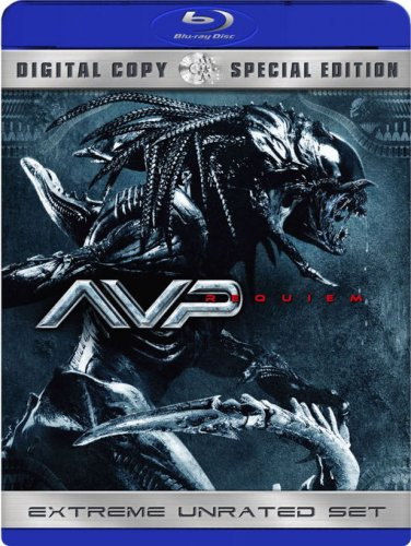 Alien Vs Predator: Requiem [USA] [Blu-ray]