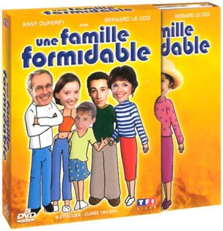 Une famille formidable : L'Intégrale des Saison 1 à 3 - Coffret 5 DVD
