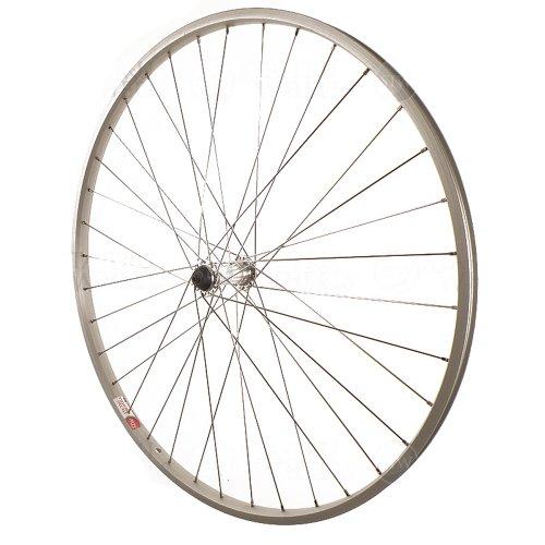 Sta Tru Quick Release Silver ST735 36H Rim Front Wheel (700X35)
