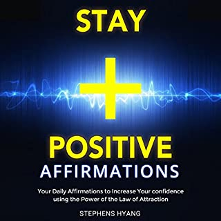 Positive Thinking Affirmation audiobook cover art