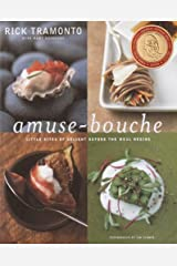 Amuse-Bouche: Little Bites of Delight Before the Meal Begins: A Cookbook Kindle Edition