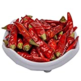 Chili seco, pimienta seca de Szechuan, chile seco, pimienta de Sichuan, chiles rojos secos, 8oz, (muy picante suave) (8)