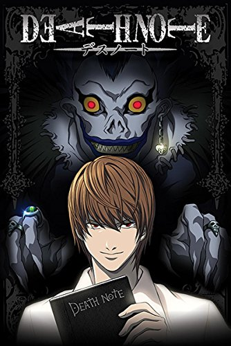Close Up Póster Death Note - from The Shadows (61cm x 91,5cm)