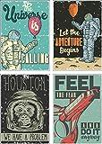 Artland Qualitätsbilder I Vintage Poster Spruchbild
