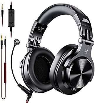 OneOdio A71 Over Ear Wired Headsets