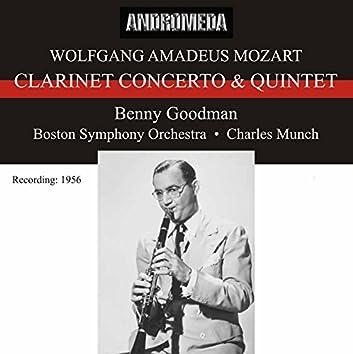 Mozart: Clarinet Concerto K. 622 & Clarinet Quintet, Op. 108, K. 581