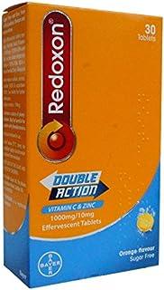 Redoxon Vitamina C Efervescente Naranja - 30 Comprimidos