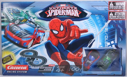 Carrera Battery Operated - Spiderman
