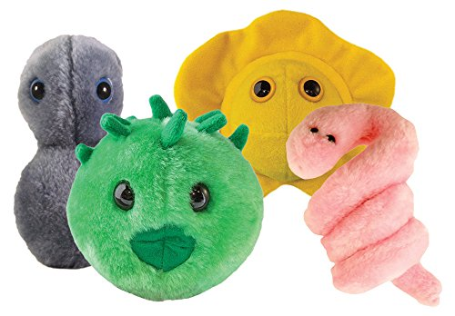 GIANTmicrobes STD Deluxe 4-Pack
