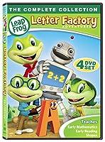 Leapfrog Letter Factory Adventures/ [DVD] [Import]