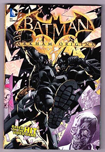 Batman Arkham Origins #1 (2014)