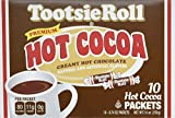 Tootsie Roll Hot Cocoa Packets, 10 Count (Pack of 6)