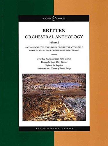 Orchestral Anthology - Volume 2:...