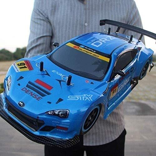 Aaedrag De radio de RC Drift coche de carga Boy Control rastreadores Chariot cumpleaños de los niños del juguete for recargable 40KM / H Carrera Profesional 4WD adulto Deportes de 2, 4 GHz de alta velo