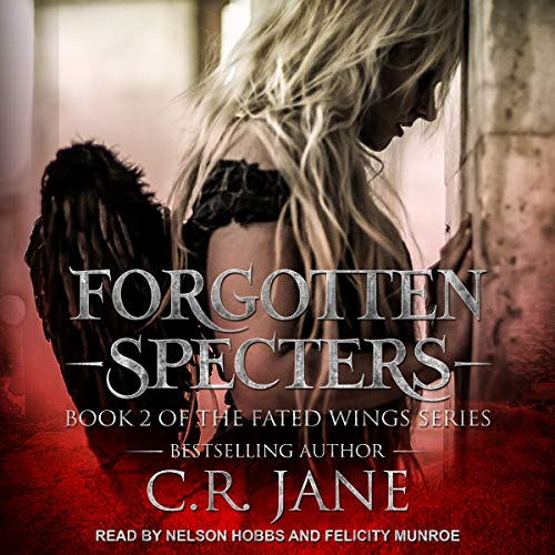 Forgotten Specters audiobook cover art
