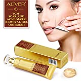 TCM Scar and Acne Marks Removal Cream Skin Repair Scars Burns Cuts Pregnancy Stretch Marks Acne Spots Skin Redness Treatment Cream Gel Ointment for Face and Body