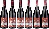 6x Portugieser Rotwein mild 2017 - Weingut Gries, Pfalz - Rotwein
