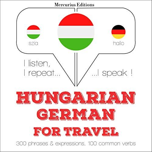 Hungarian – German. For travel cover art