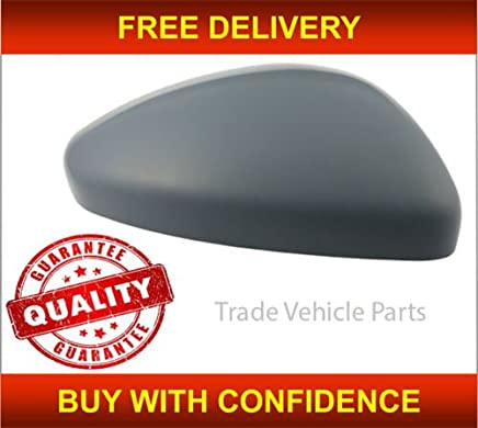 Trade Vehicle Parts OP1073 Door Front Bumper Primed No Pdc Or Washer Holes
