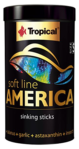 Tropical Soft Line America Size S, 1er Pack (1x 140g)