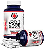 Doctor Developed Joint Care Advanced - The All in One Joint Supplement for Healthy Joints - Collagen, Glucosamine, Curcumin, Chondroitin Sulfate, MSM, Hyaluronic Acid & Vitamin D (60 Capsules)