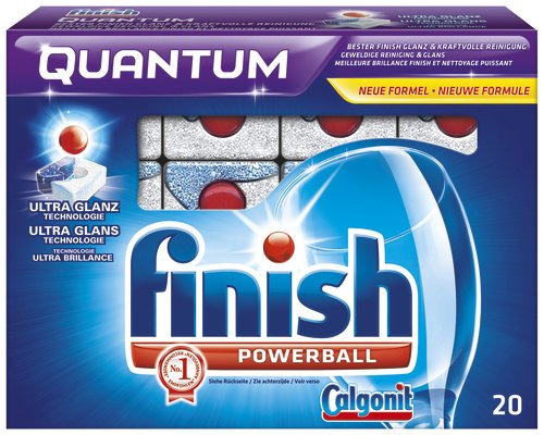 Calgonit Finish Powerball Quantum, 445 g