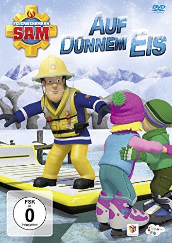 Feuerwehrmann Sam – Auf dünnem Eis  (9.Staffel Teil 2)