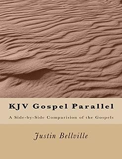 KJV Gospel Parallel: A Side-by-Side Comparison of the Gospels [並行輸入品]