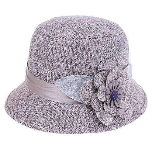 Gorros Sombrero De Playa De Verano De Sombrero para Mujer...