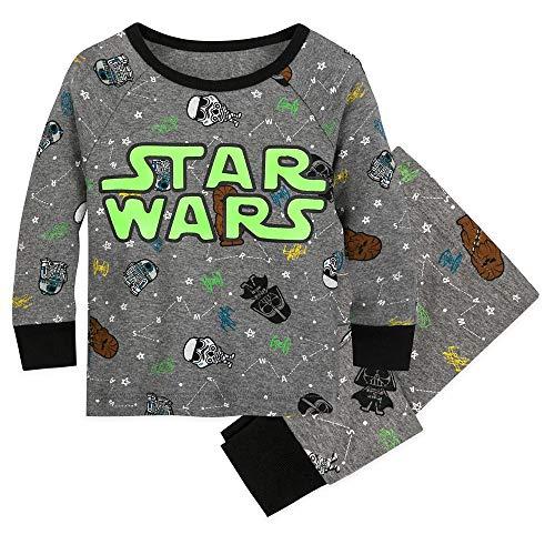 Star Wars PJ PALS para bebé, talla...