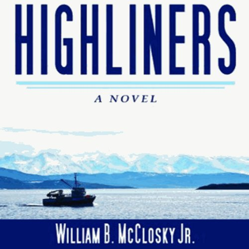 Highliners audiobook cover art