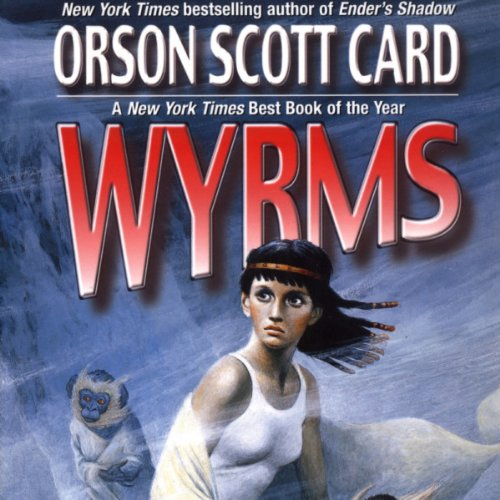 Wyrms audiobook cover art