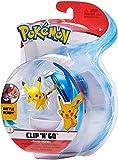 PoKéMoN Clip 'N' Go Pikachu y Poké...