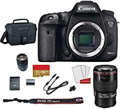 Best canon 7d mark ii used Reviews