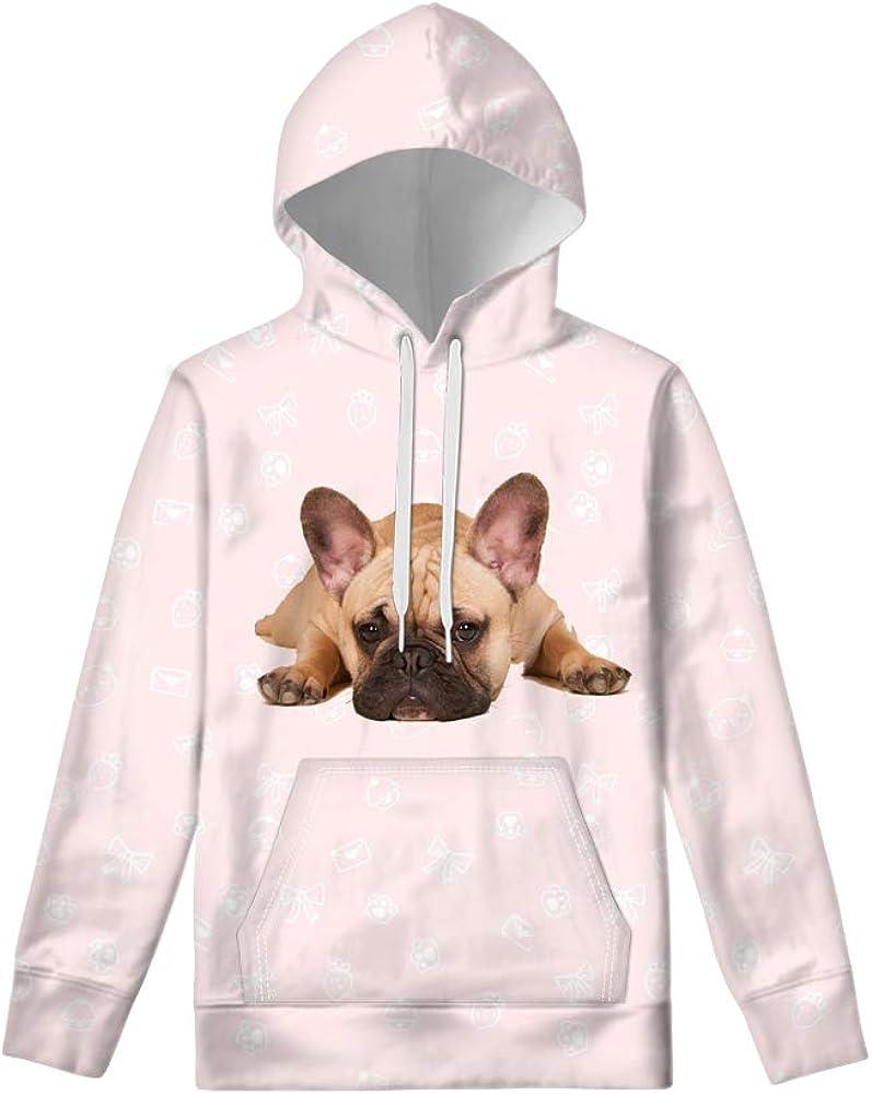 WELLFLYHOM Youth Kids Hoodies for Teens Girls with Pockets Boys Pullover Hooed Sweatshirt Long Sleeve Tops Age 6-16 Years Old