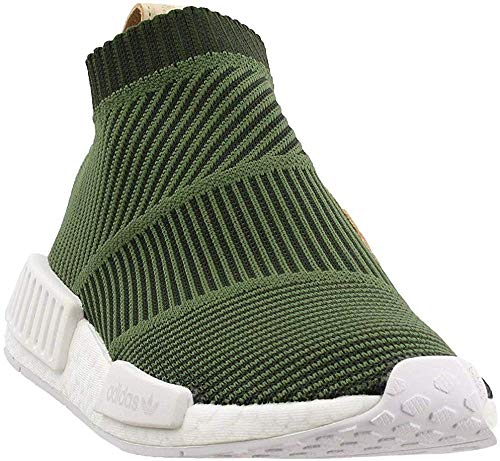 adidas Men's NMD_CS1 Night Cargo/Base Green/White B37638